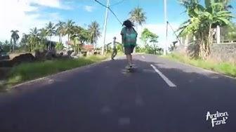 Longboard & Qruiser, Cimaja Indonesia