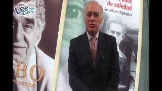 Gustavo Castro Caycedo sobre los cuatro años de soledad de Gabriel García Márquez