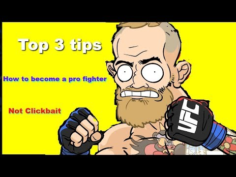 How To Become A Pro Mma Fighter Or Boxer