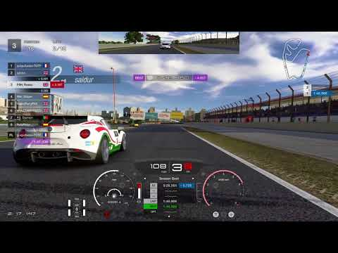 GT Sport Manufacturers Cup #1 - Power vs Agility at Interlagos!