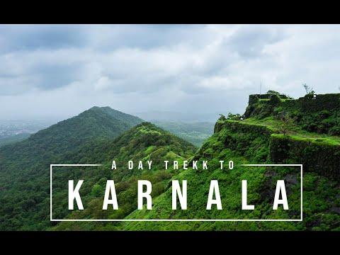 KARNALA FORT| A Cinematic Travel Video | MAHARASHTRA | 2019