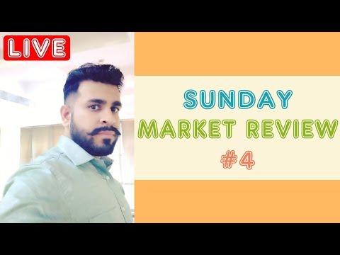 #4 Sunday Market Review   Bitcoin Mooning Soon