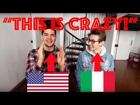 5 things ITALIANS do that SHOCK AMERICANS