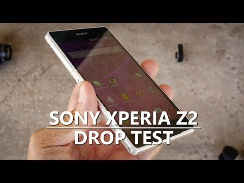 Sony Xperia Z2 Drop Test!