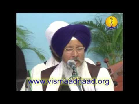 Raag Sarang : Bhai Narinder Singh Banaras - Adutti Gurmat Sangeet Samellan 2011