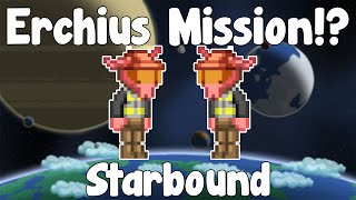 Erchius Mining Facility Mission - Starbound Nightly Build