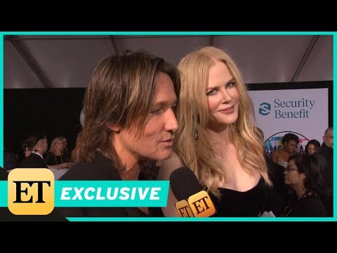 Nicole Kidman Has 'No Confidence' When Singing... Unless It's For Keith Urban Exclusive