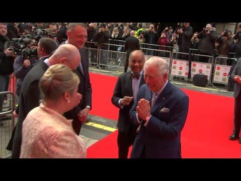 Prince Charles tests positive for coronavirus despite taking precautions