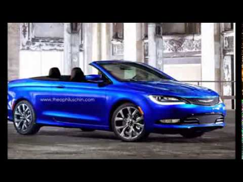2016 Chrysler 200 Convertible Release Date Price Specifications Review All New Car Latest 2 Youtube