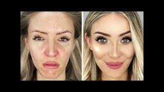 Amazing Makeup Transformations | The Power of makeup | Красивый макияж |