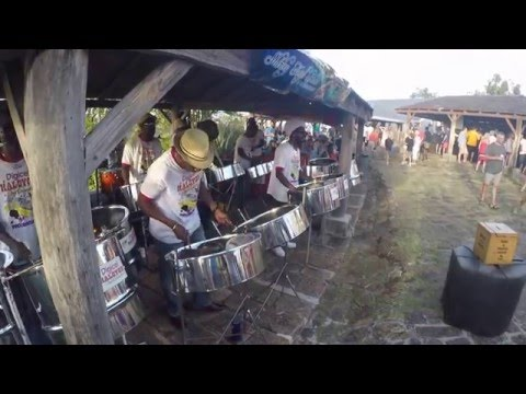 Antigua Vacation 2015/2016 - GoPro
