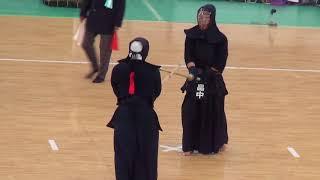 65th All Japan Kendo Championship 62   Semi Final, Nishimura vs Hatakenaka