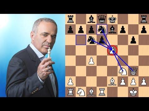 Garry 'Zero' Kasparov vs Vishy Anand | Tal Memorial 1995