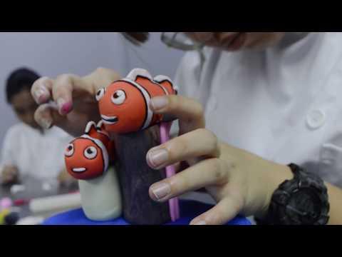 Fondant Nemo | Finding Nemo | Harold's Academy