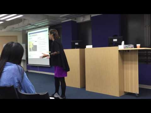 My alumnus sharing at Monash Uni's Master of Counselling program (offshore in Hong Kong; Part IV)