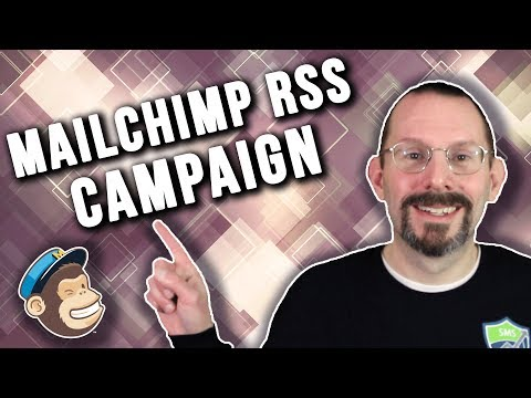 How to Create a RSS Campaign in MailChimp