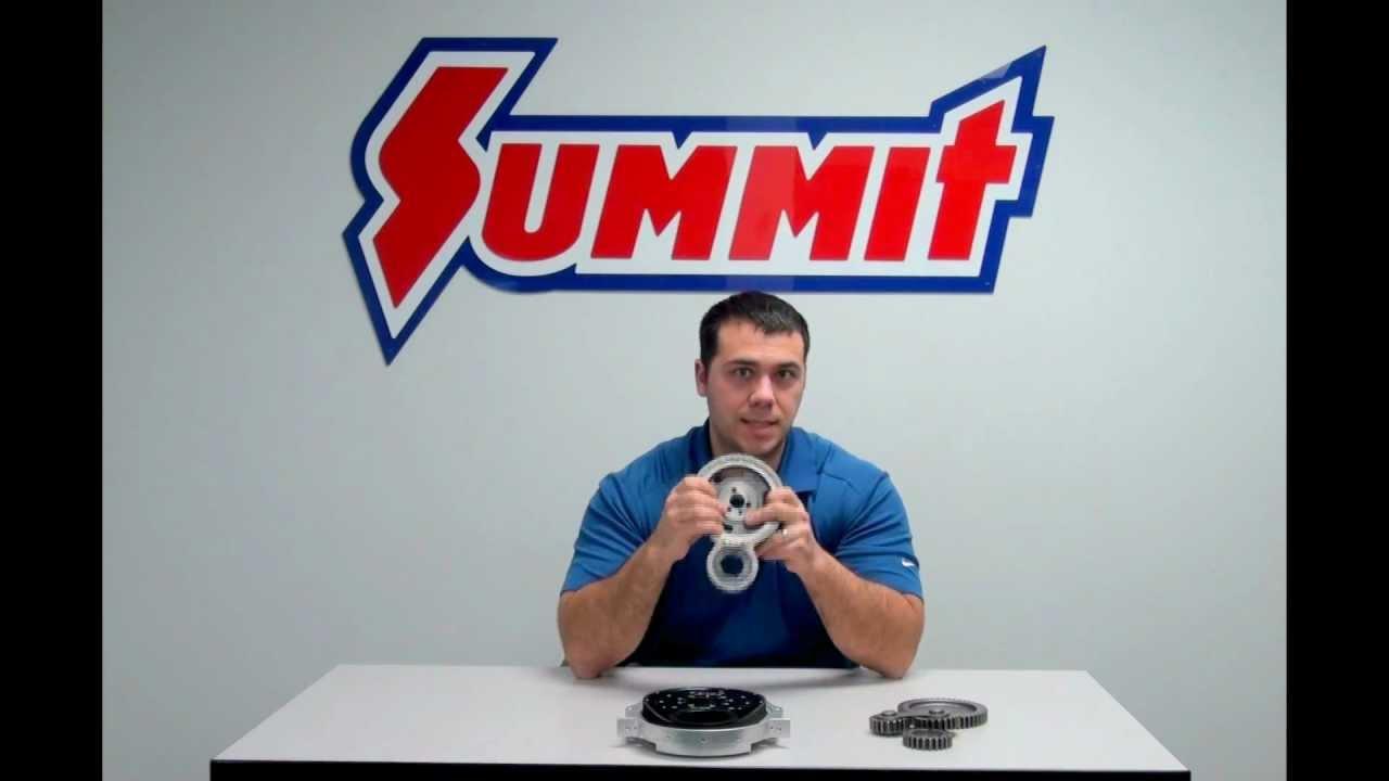 Timing Belt vs  Timing Chain vs  Timing Gear - Summit Racing Quick Flicks
