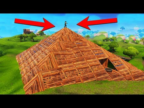 The BIGGEST Base In Fortnite!
