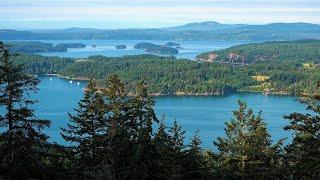 Orcas Island, Washington, USA in 4K Ultra HD