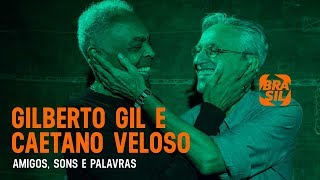 Baixar Gilberto Gil e Caetano Veloso l Amigos, Sons e Palavras