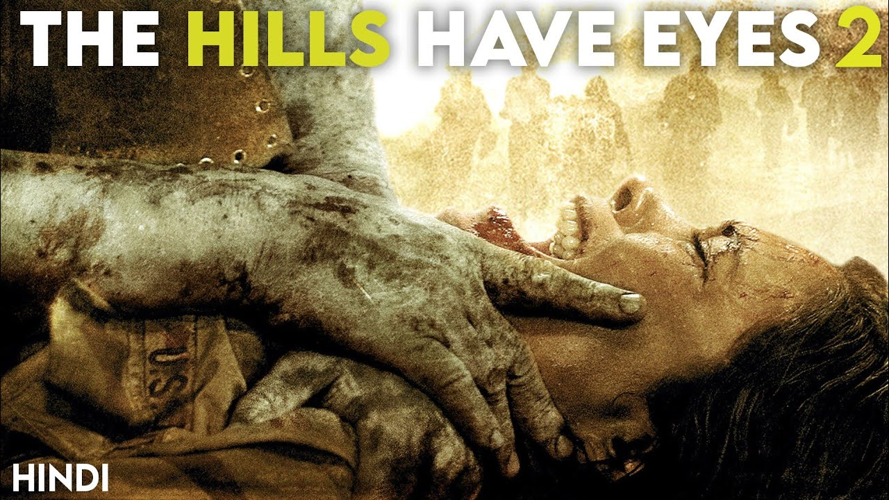 Download The Hills Have Eyes 2 (2007) Story Explained + Facts | Hindi | Disfigured Mutants