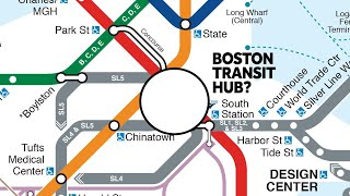 Downtown superstation?  MBTA imagines future transit for Boston area