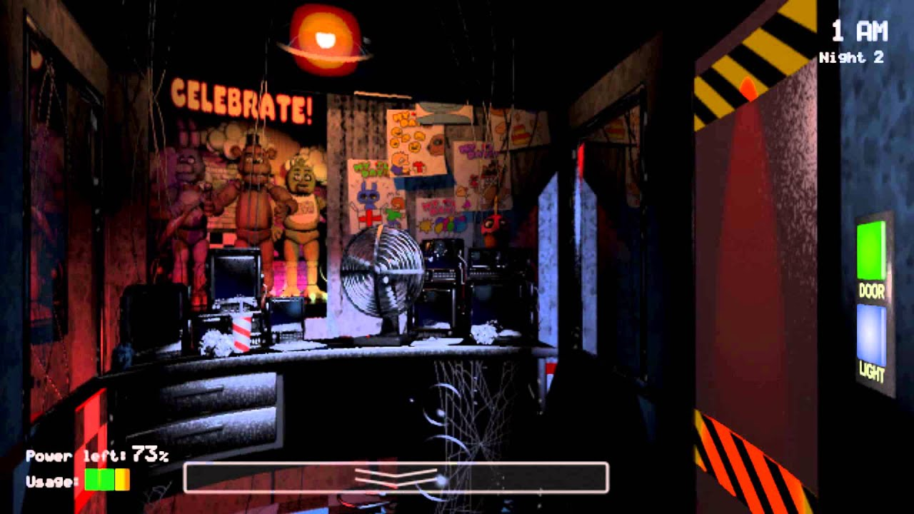 Image result for five nights at freddy's gameplay