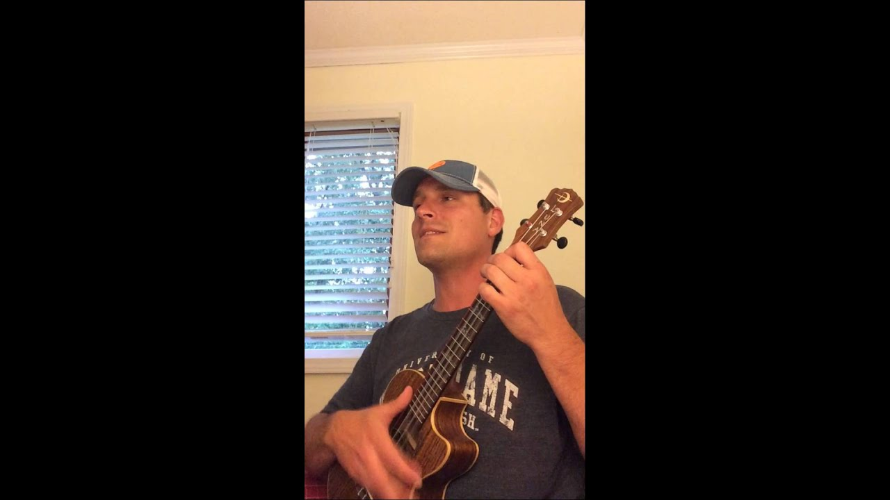 The Wood Brothers Luckiest Man Ukulele Cover Youtube