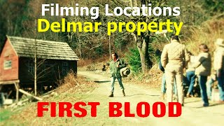 FIRST BLOOD ( filming location) Can you tell me if Delmar Berry lives here?