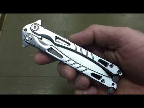 Нож-бабочка JinJunLang JL-13A (балисонг)
