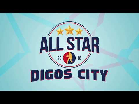 PBA All-Star 2018 | Mindanao All-Stars vs All-Star National Team