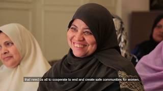 Women's hosting and guidance shelters - مراكز استضافة وتوجيه المرأة