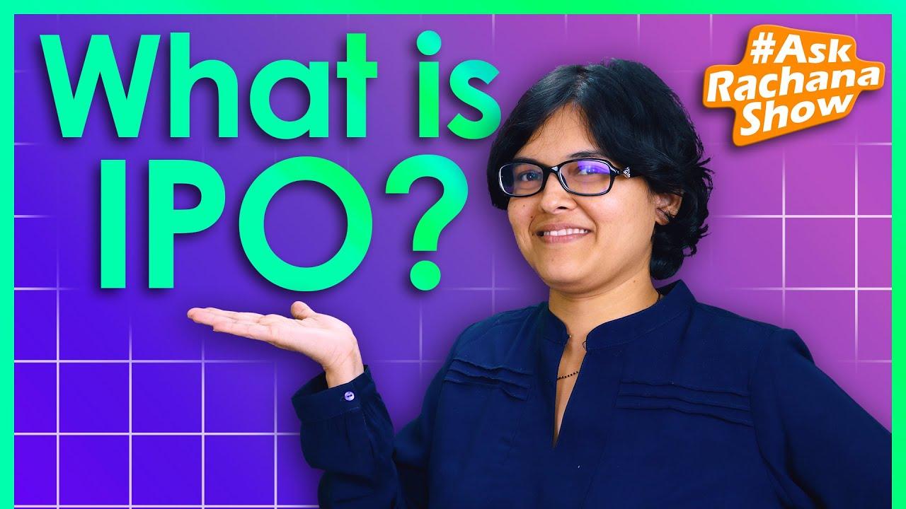 Download What is IPO? IPO Special #AskRachanaShow Ep7 By CA Rachana Ranade
