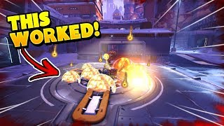 Ridiculous Junkrat Suicide Trick ACTUALLY WORKED?!? - Overwatch Funny Moments & Best Plays 23