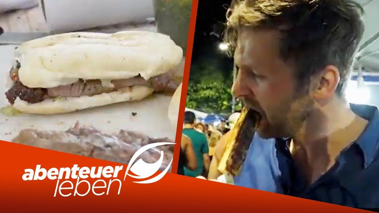 Streetfood aus Rio de Janeiro: Das sind die besten Food-Tipps | Abenteuer Leben | Kabel Eins
