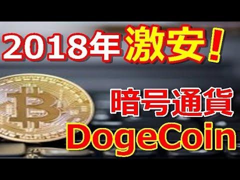 仮想通貨Dogecoin(DOGE)