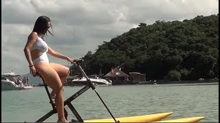05 Cool Water Bike  For Your Summer Adventure