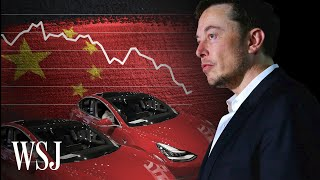 Tesla Slump Reflects Growing Skepticism of Company Vision | WSJ