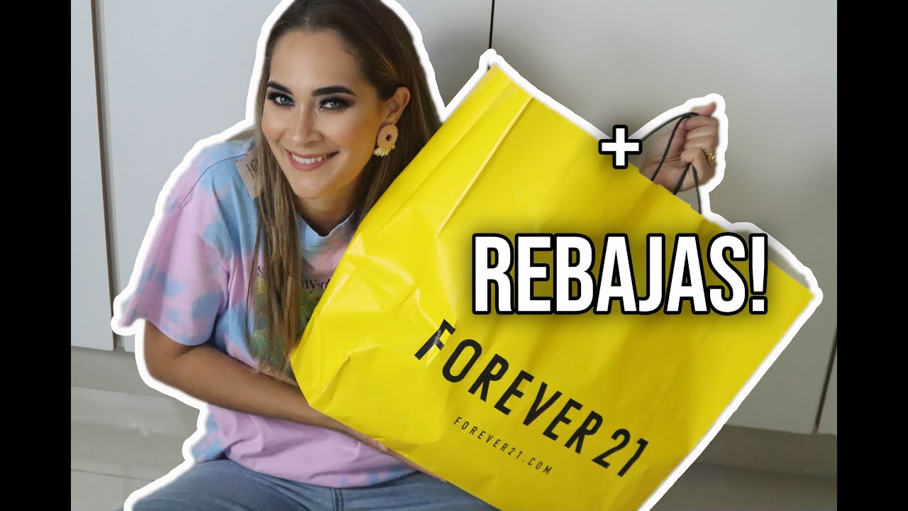 TRY ON HAUL | REBAJAS DE FOREVER 21 | CARLA CALVO
