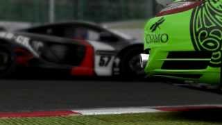 iRacing: McLaren MP4-12C GT3 vs RUF RT12 R GT3