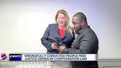 Wrongfully convicted people say Attorney General Schuette is fighting compensation