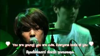 (Live+Thaisub) cnblue - greedy man Mp3