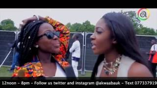 Ghana Party in the Park 2016 - Promo Video