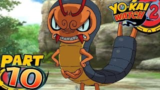 Yo-Kai Watch 2 Bony Spirits and Fleshy Souls - Part 10 - Irewig