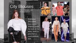 AW 18/19 StyleBook - Trends that will be Bestsellers at Retail