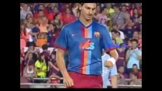 FC Barcelona - Celtic Glasgow FC 6:1 Goals & Highlights (11.12.2013)