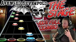 Avenged Sevenfold - The Stage 100% FC (Guitar Hero Custom Song)