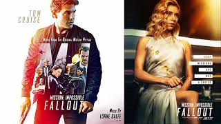 Mission Impossible Fallout, 08, Fallout, Soundtrack, Lorne Balfe