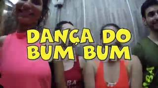 Mastiksoul and Afro Bros Danca do Bum Bum By Momba Fitness