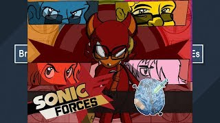 Sonic Forces - Part 1: The Abyss Also Stares Out of You